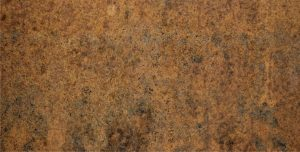 CORTEN (shown after natural weathering)