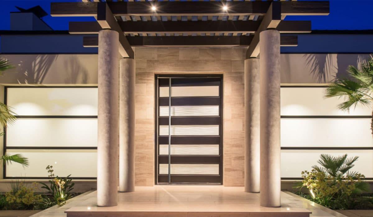 Glass Metal Doors Gallery