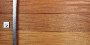 custom modern door handles and stainless steel door lock with real mahogany wood