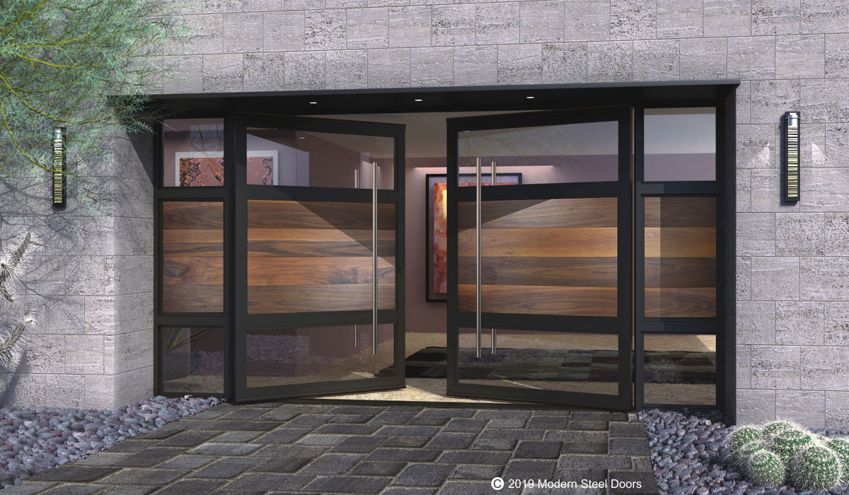 Modern Wood Doors Gallery
